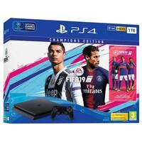 Sony PS4 1TB + FIFA 19 Champions edition