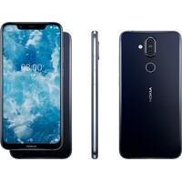 Nokia 8.1 DS Blue Dual Sim