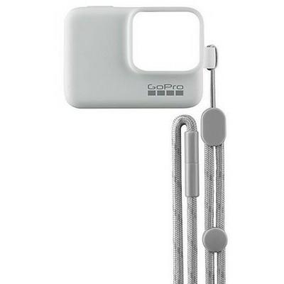 GoPro Sleeve & Lanyard White ACSST-002