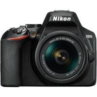 NIKON Dig D3500 Crni SET 18-55mm VR AF-P