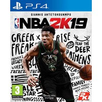 PS4 1TB Slim + NBA 2k19