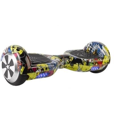 MPMAN hoverboard GYROPODE G1 URBAN GRAFFITI