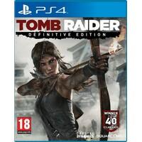 SQUARE ENIX PS4 Tomb Raider Definitive Edition