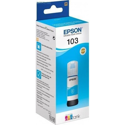 EPSON 103 Cyan C13T00S24A