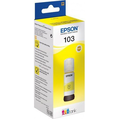 EPSON 103 Yellow C13T00S44A