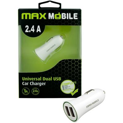 MAX MOBILE USB DUO SC-106 2.4A beli