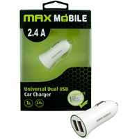 MAX MOBILE USB DUO SC-106 2.4A beli