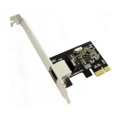 E-GREEN kontroler 1port Gigabit Ethernet