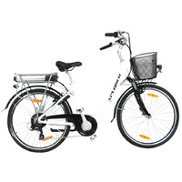 XPLORER E BIKE CITY FLOW 26