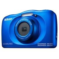 NIKON W150 blue + ranac