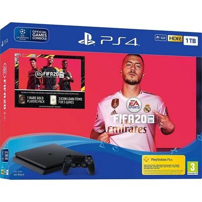 PlayStation PS4 1TB + FIFA 20