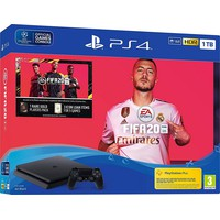 PlayStation PS4 1TB + DS4 + FIFA 20