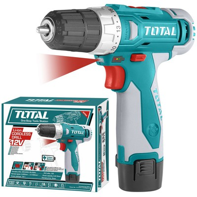 TOTAL TDLI228120-1 Li-ion 12V