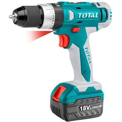 TOTAL TIDLI228180 Li-ion 18V