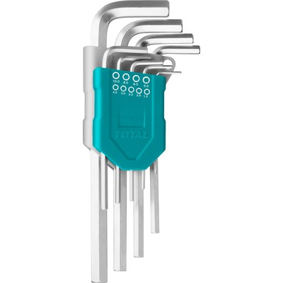 TOTAL THT106192 Set inbus kljuceva