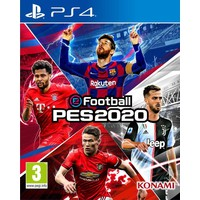 KONAMI PS4 PES 2020