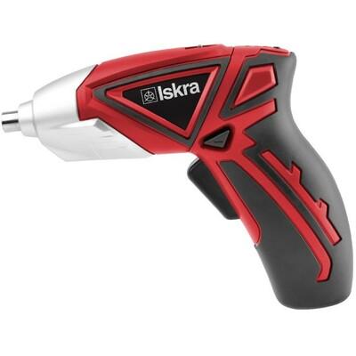 ISKRA odvijac Li-ion 3,6V 3 Nm 180 o/min HL-SD15LI-1036