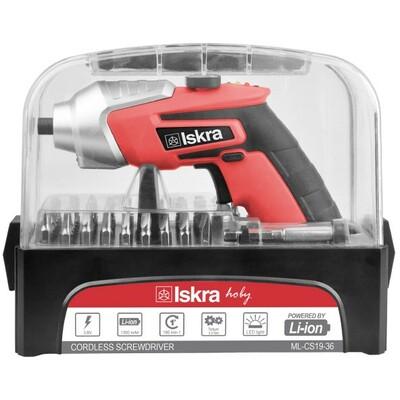 ISKRA Li-ion 3.5 Nm 180 o/min ML-CS19-36