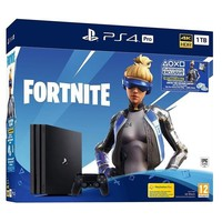 PlayStation PS4 1TB Pro BK Fortnite Neo Versa