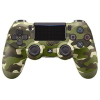 SONY DUALSHOCK PS4 GREEN CAMO