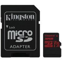 KINGSTON SDCR/32GB UHS U3 + ADAPTER