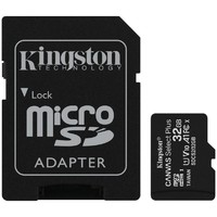 KINGSTON SDCS2/32GB UHS 1 + ADAPTER