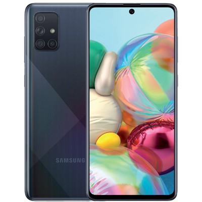 Samsung Galaxy A71 DS Black