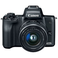 CANON EOS M50 BK M15-45 IS SEE