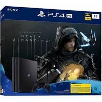 PlayStation PS4 1TB Pro + Death Stranding