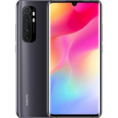 Xiaomi Mi Note 10 lite EU 6+128 Midnight Black