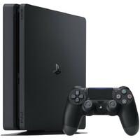 PlayStation PS4 500GB Slim + Minecraft Bedrock Edition