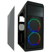 WBS Black PC Ryzen 7 2700X/B450/16GB/480GB/GTX1660