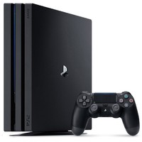 PlayStation PS4 1TB Pro-G Black + God of War
