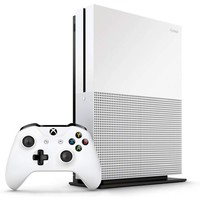 XBOXONE S Console 1TB White + The Division 2
