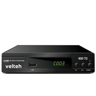 VELTEH 600T2 DVB-T2 prijemnik + HDMI 1m