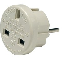 LINKOM Adapter Euro utikac - UK uticnica