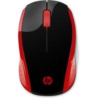 HP 200 RED 2HU82AA