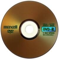 MAXELL DVD-R 4.7GB 16 PAPIRNA KESA