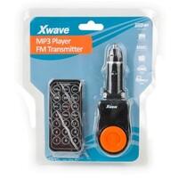 X WAVE BT63 orange FM Transmiter