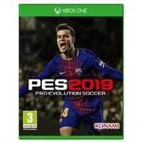 XBOXONE Pro Evolution Soccer 2019