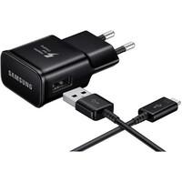 SAMSUNG  USB-C crni 2A 15W