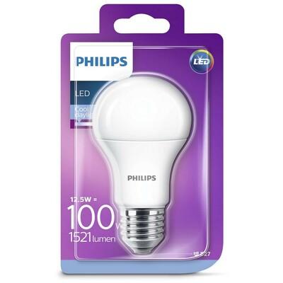 PHILIPS E27 12.5W 6500K