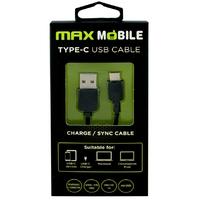 MAX MOBILE  USB 2.0 TYPE C 2m crni