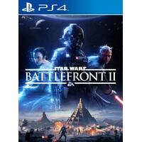ELECTRONICS ARTS PS4 STAR WARS BATTLEFRONT II