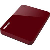 TOSHIBA HDTC910ER3AA 1TB 2.5 USB 3.0 Advance Red