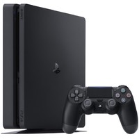 PlayStation PS4 500GB Slim + NBA 2K21