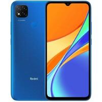 XIAOMI Redmi 9C EU 3+64 Blue