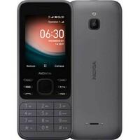 Nokia 6300 4G WiFi DS Charcoal Dual Sim