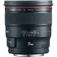 Canon objektiv EF 24mm F1.4 L II USM