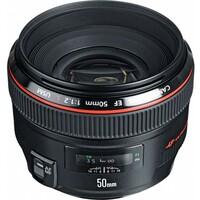 Canon objektiv EF 50mm F1.2 L USM